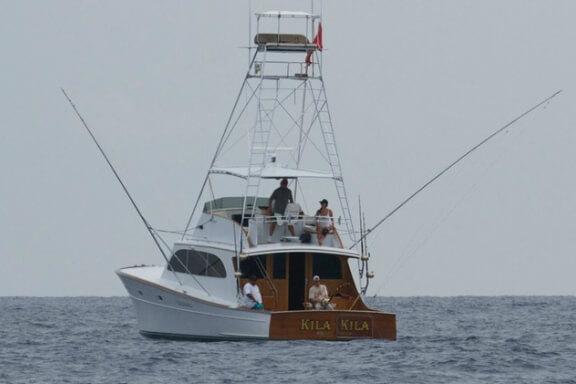 Bite Me Sportfishing  Kona's Deep Sea Charter Leader, Ahi